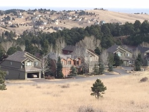 Homes closer to I70